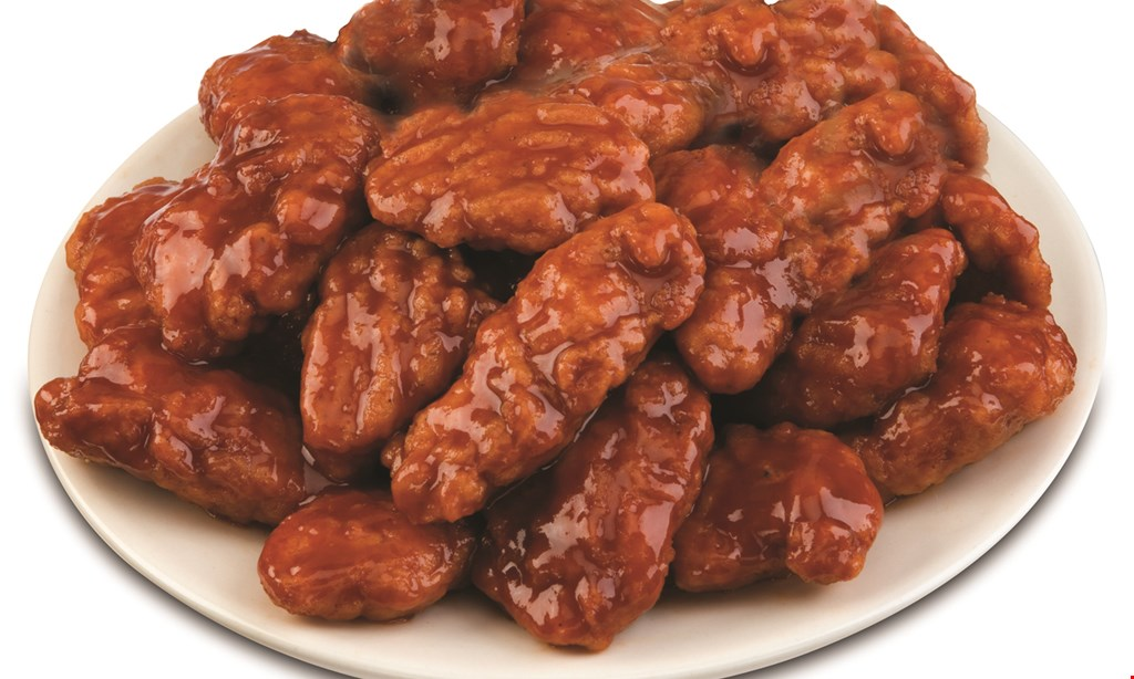 Product image for Wing Zone $5 OFF PURCHASE OF $25 OR MORE Dine In Only - Not Valid With Other Offers