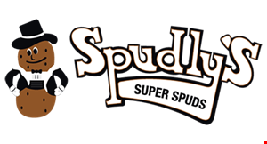 Spudly's Super Spuds logo