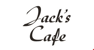 JACK'S CAFE logo