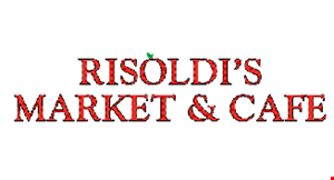 Risoldi Market and Cafe logo
