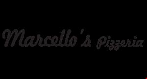 Marcello's Pizzeria logo
