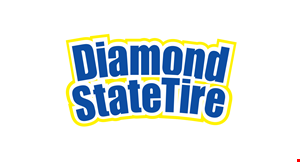 Product image for Diamond State Tire $10 OFF battery service.
