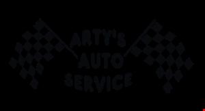 Arty's Auto Service logo