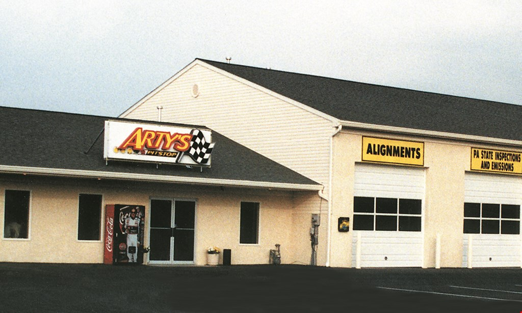 Product image for Arty's Auto Service $20 Off any complete front or rear brake job