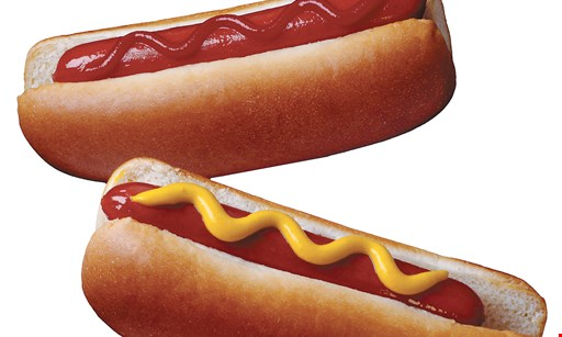 Product image for Jody's Hot Dogs & More Buy one hot dog, get one free