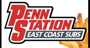 Penn Station East Cost Subs logo