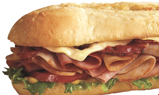 Product image for Penn Station East Cost Subs Free small sub!