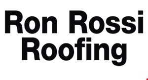 Ron Rossi Roofing logo