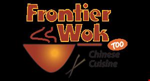 Frontier Wok logo