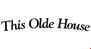 This Olde House logo