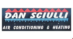 Dan Sciulli Air Conditioning & Heating logo