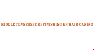 Middle Tennessee Refinishing logo