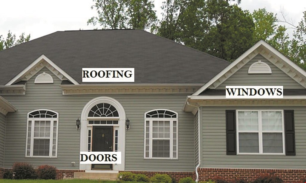Product image for Green Solutions Remodeling $1000 OFF whole house roofing or siding project.