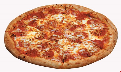 """Product image for MICCHELLI'S PIZZA $47.95 bucket of wings (36) & 2 large 16"""" pizzas."""