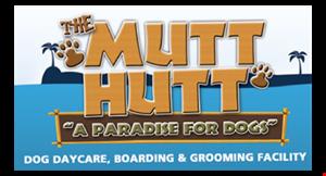 Mutt Hutt logo