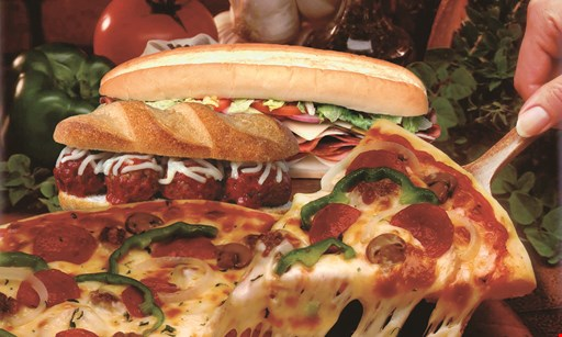 """Product image for ROCCO'S PIZZERIA $15.79 + tax 16"""" lg. godfather pizza"""