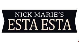 Nick Marie's Esta Esta logo