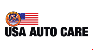 USA Auto Care logo