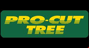 Pro-Cut Tree logo