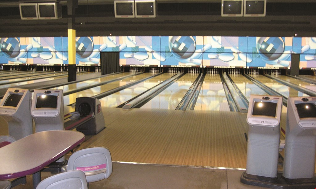 Product image for LTA Depot 1 free hr of bowling.