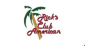 Ricks Club American logo