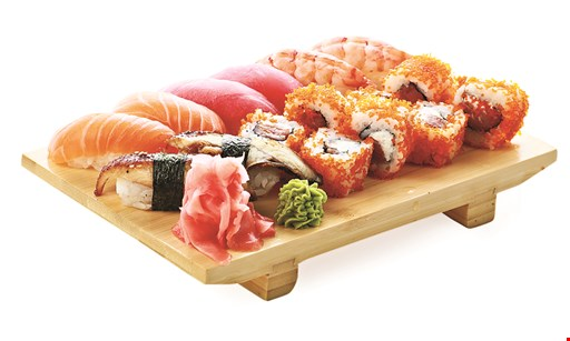 Product image for Tokyo Sushi III Japanese Restaurant $5 off entire check