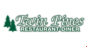 TWIN PINES RESTAURANT-DINER logo