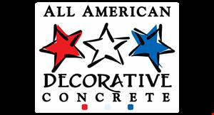 All American Dec. Concrete of North East Atl logo