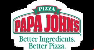 Papa John's (Middletown) logo