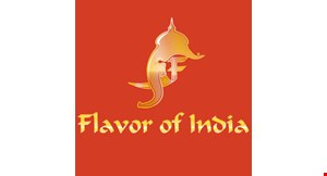 FLAVOR OF INDIA logo