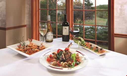 Product image for Paolo Lombardi's Ristorante & Catering $5 Off any takeout purchase of $45 or more
