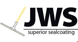 JWS Superior Sealcoating logo