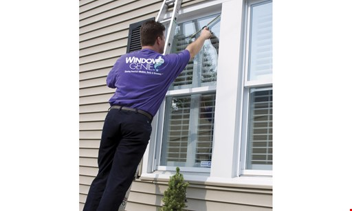 Product image for Window Genie Starting At $199 House Washing. Starting At $135 Decks. Starting At $99 Driveways. .