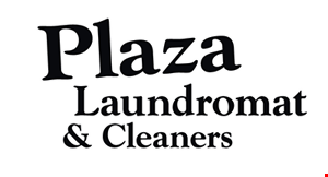 Product image for Plaza Laundromat & Cleaners $2.49 pressed shirts.