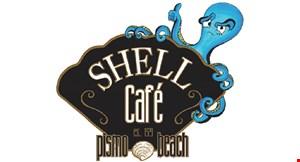 Shell Cafe logo