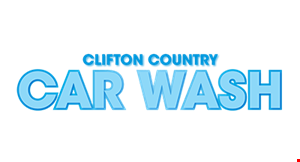 Clifton Country Car Wash logo
