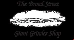 The Giant Grinder Shop logo