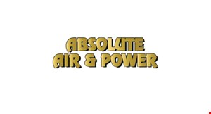 Absolute Air & Power logo