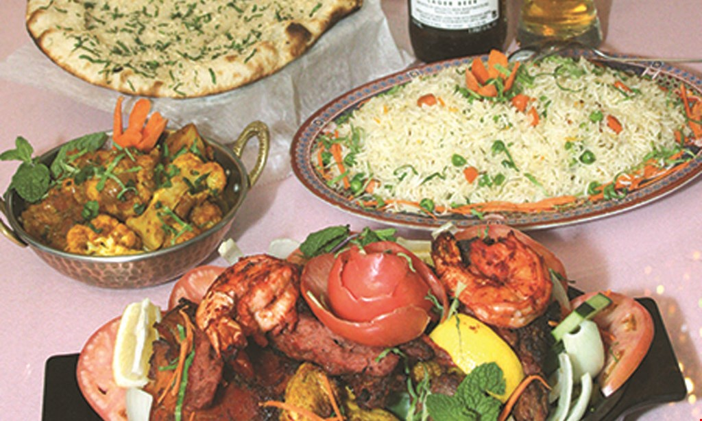 Product image for Taste of India 15% OFF entire bill excludes buffet & alcoholic beverages • West Hartford location only.