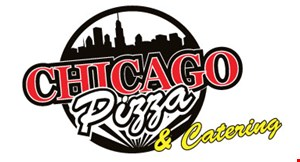 Chicago Pizza & Catering logo