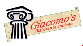 Giacomo's Ristorante Italiano logo