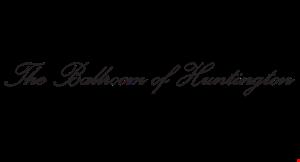 The Ballroom of Huntington logo