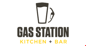 Gas Station Kitchen & Bar logo