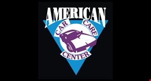 American Car Care Center logo