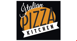 Italian Pizza Kitchen logo