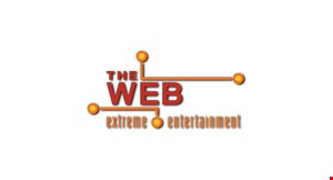The WebEB Extreme Entertainment logo