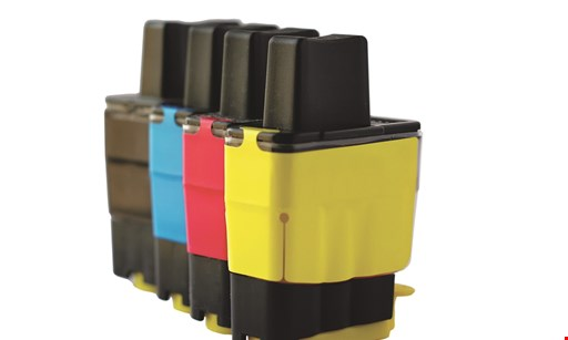 Product image for Cartridge World $3 Off any 1 inkjet cartridge refill