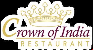Crown of India logo