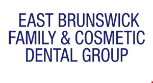 East Brunswick Family & Cosmetic Dental Group logo