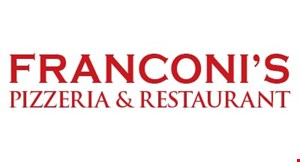 FRANCONI'S PIZZERIA & RESTAURANT logo